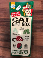 Julbox Katt - Julbox Katt