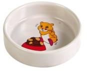 Matskål hamster 8,5 cm