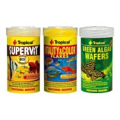 TROPICAL 3 in 1 100ML MIX
