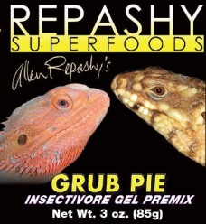 Grub pie reptil - Grub pie reptil 85g