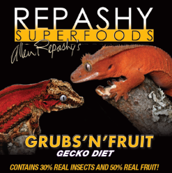 Grubs n fruit - Grubs n fruit 85g