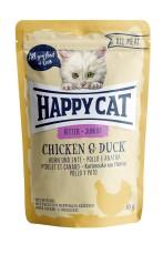 HappyCat  Junior kyckling & anka - HappyCat  Junior kyckling & anka