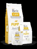 Brit Care Puppy Lamb & Ris