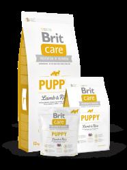 Brit Care Puppy Lamb & Ris - Brit Care Puppy Lamb & Ris 1kg
