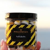 Saltlakrits