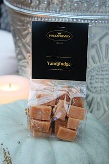 Vaniljfudge
