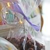 Chokladskum i presentpåse