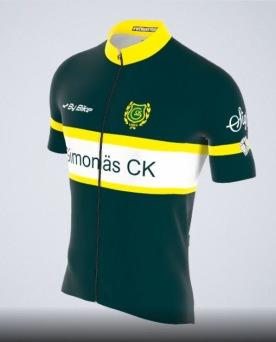 Ny design på tröjorna 2020.
