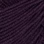 Tynn Merino Ull - 4855 mork lilla