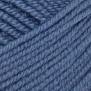Tynn Merino Ull - 6052 jeansblaa