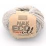 M&K Eco Baby Ull - Ljusgrå172