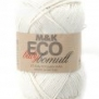 M&K Eco Baby Bomull - Offwhite901