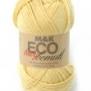 M&K Eco Baby Bomull - Gul907