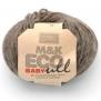 M&K Eco Baby Ull - Brun176
