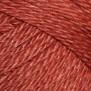 Alpakka Silke - 4035-Mork terrakotta