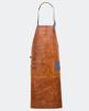 Förkläde Standard Cognac - Standardficka - Kortare modell 87x65