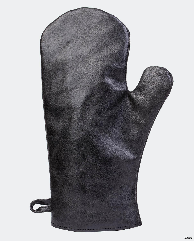 boltisbbq grillvante svart höger