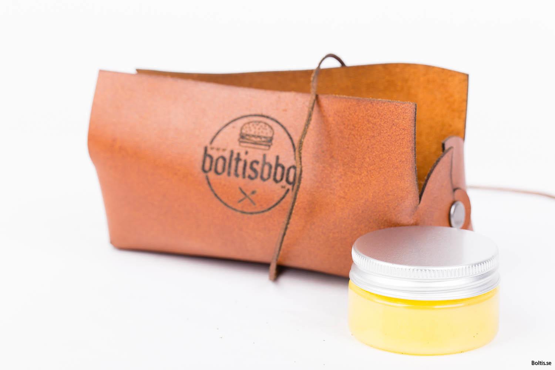 Boltisbbq underhållskit öppen