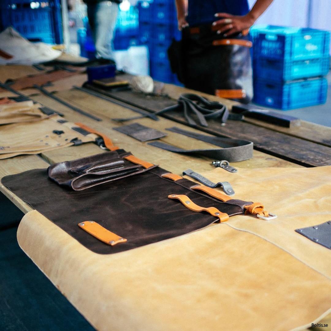 Boltisbbq midjeförkläde tillverkning