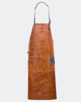 Förkläde Standard Cognac - Standardficka - Standardstorlek 95x65cm