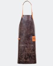 Förkläde Standard Mörkbrun