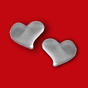 Hjärta örhänge