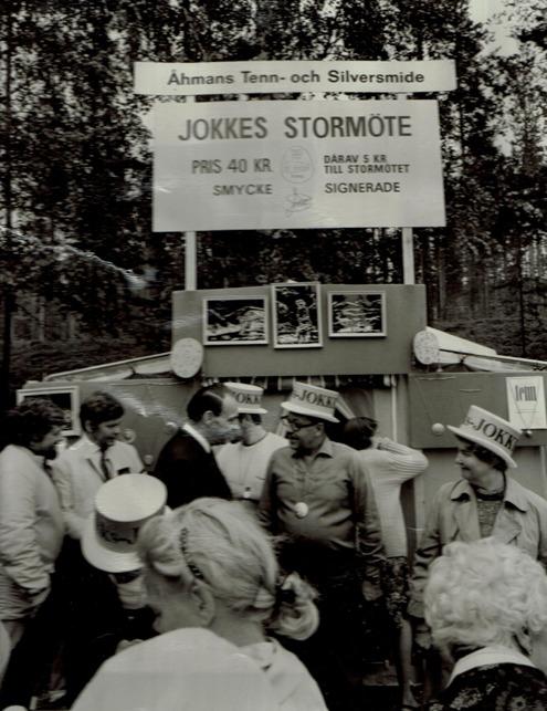 Jokkes stormöte 8/8-1971