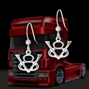 V8 örhängen - V8 örhänge