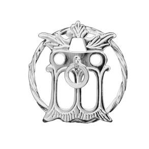 Malja silverbrosch - Malja silverbrosch