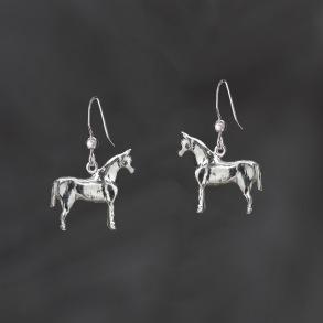 Häst örhänge -