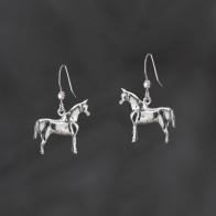 Häst örhänge