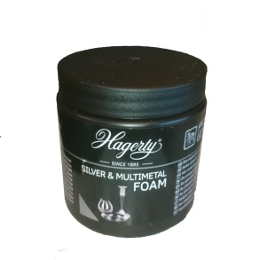 Hagerty  Silver & Multimetal Foam 185g -