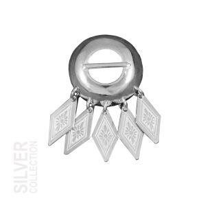 Silverbrosch -
