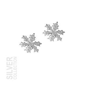 Snöstjärna örhänge - Snöstjärna 1 par (2 st)