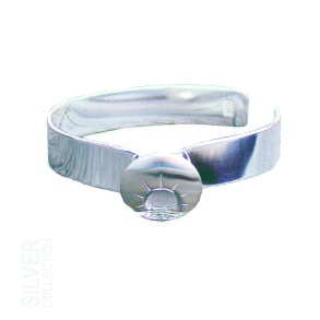 Midnattssol armband -