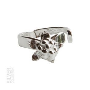 Hjortron silverring