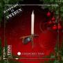 Renhornsljusstake - 1st Renhornsljusstake 1 ljus