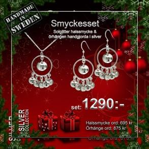 Smyckesset Solglitter -