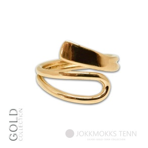 Kukkolaforsen ring guld