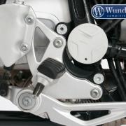 Fotpinnar, lägre - förare R1200 R / R1200 ST / R nineT