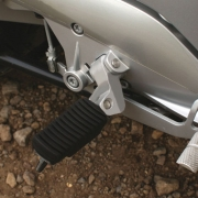 Fotpinnesänkning - förare K1600 GT/GTL