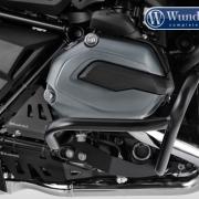 Motorskyddsbåge - svart, röd eller blå
