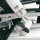 Fotpinnar, lägre - passagerare - ERGO passenger footrest lowering kit - silver