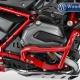 Motorskyddsbåge - Röd