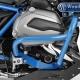 Motorskyddsbåge - Rallye-blå