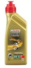 Castrol POWER 1 Racing 4T 10W-50 - Castrol POWER 1 Racing 4T 10W-50, 1 liter