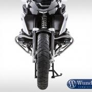 Motorskyddsbåge - rostfritt stål