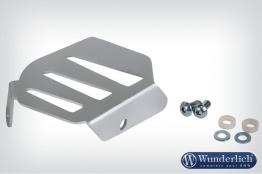 Skydd för avgasventil - Skyddsplåt, avgasventil - silver