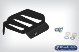 Skydd för avgasventil - Skyddsplåt, avgasventil - svart