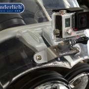Kamerafäste - R1200 GS/GSA